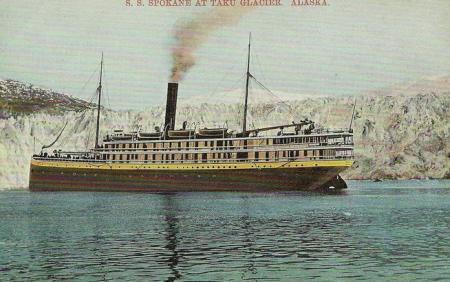 SS Spokane