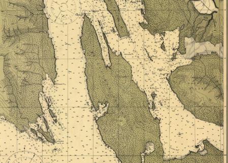 1905 vicinity chart