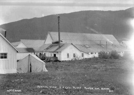 Cannery view 1907