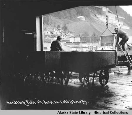 Juneau Cold Storage
