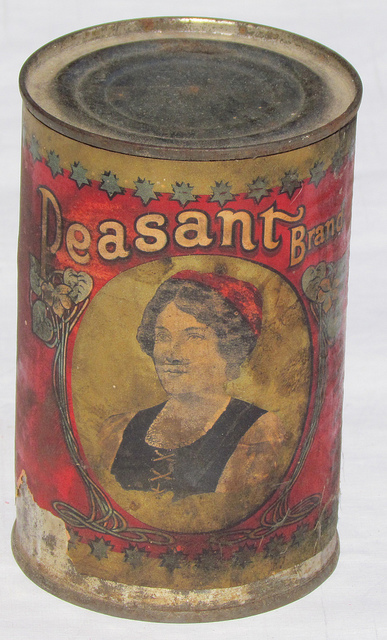 Peasant Can 1 medium