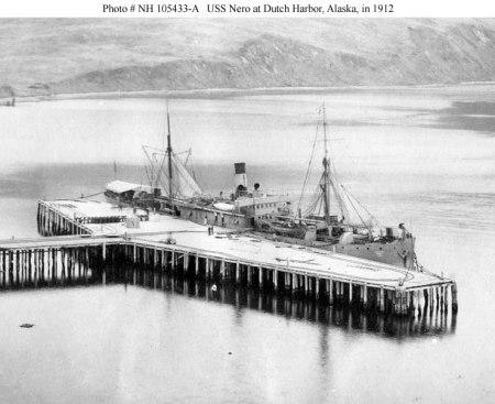 dutch harbor dock