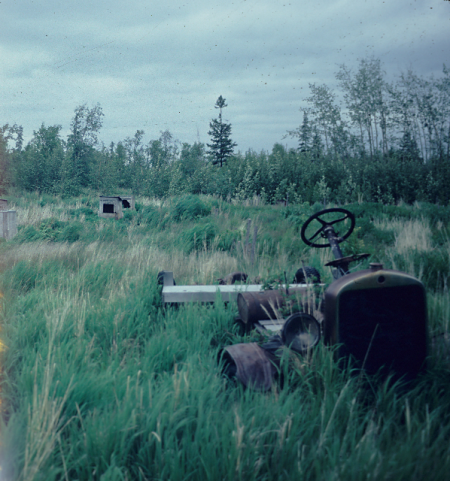 Iditarod Model T in 1988. Photo by US BLM, used as public domain.