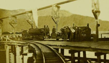 J Geraghty AK 1st Train