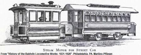 Steam motor
