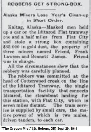 tram robbery