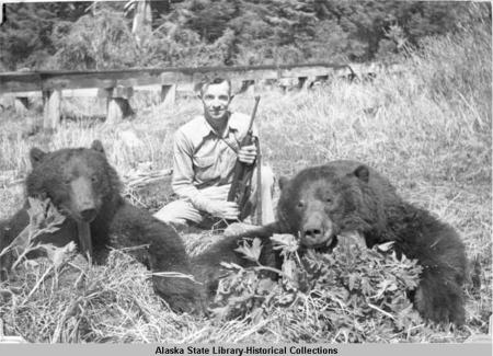 Harold Hargrave Bears