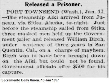 Released a Prisoner