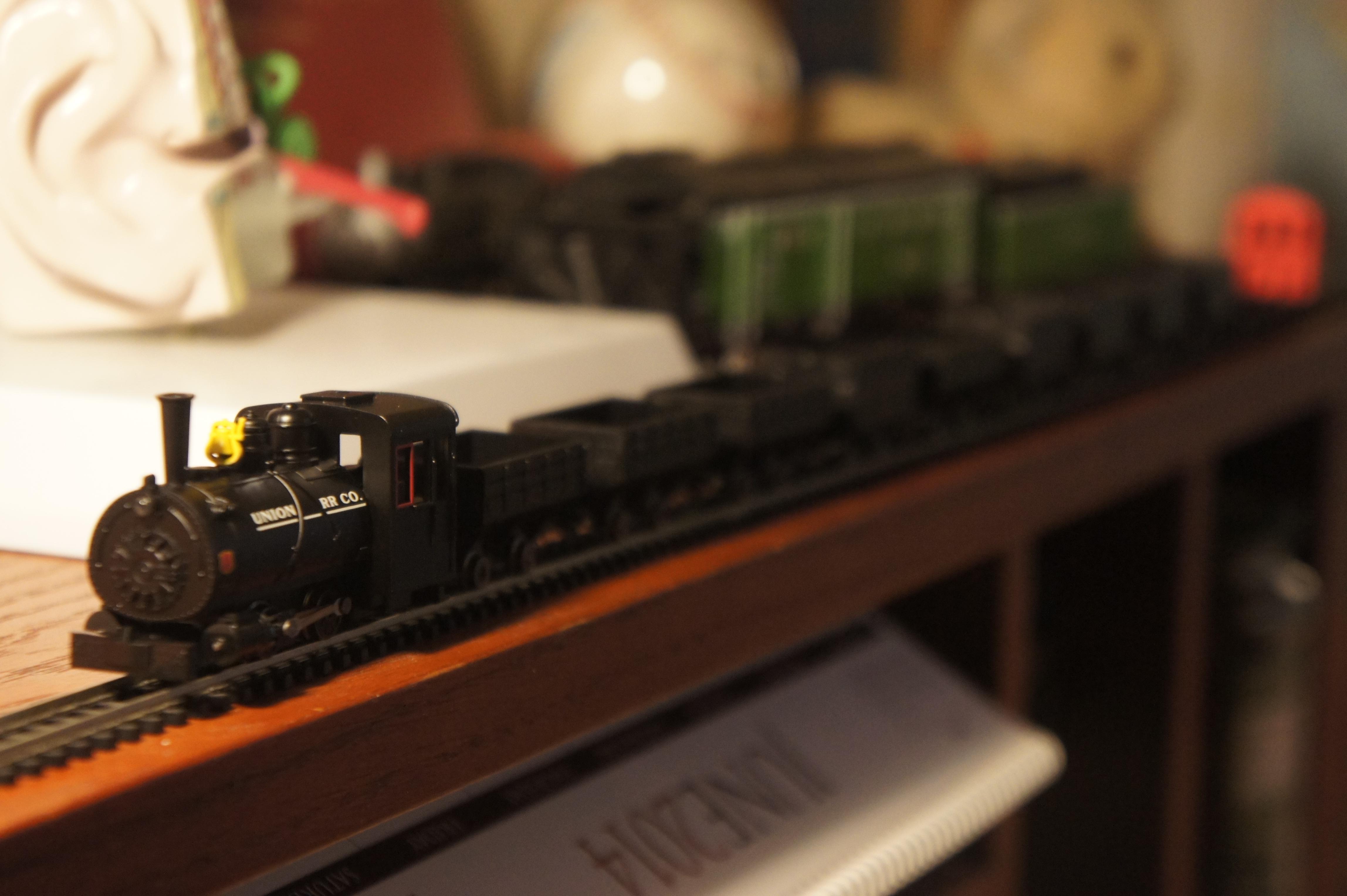 Narrow Gauge Model Trains Saveitforparts