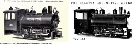 Porter and Baldwin